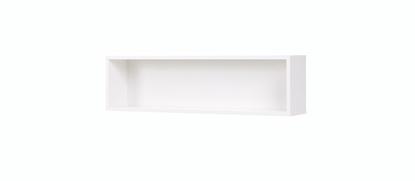 Attēls no Cama shelf '92' COCO C12 25x92x17 white mat