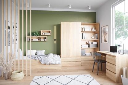 Attēls no Cama living room furniture set COCO1 (C8+C11+C12+C2+C3+C9) sonoma oak