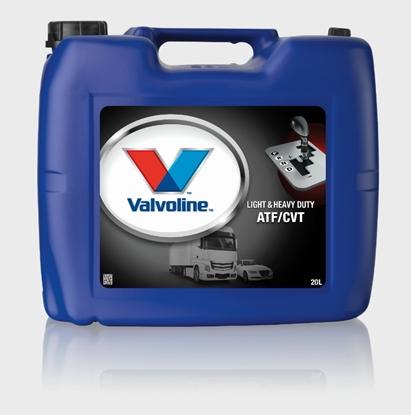 Изображение Automātiskās transmisijas eļļa VALVOLINE LIGHT & HD ATF/CVT 20L, Valvoline