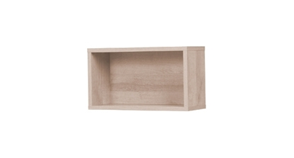 Attēls no Cama shelf '45' COCO C12 25x45x17 sonoma oak