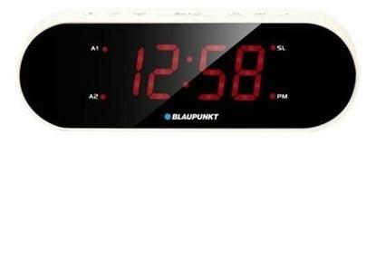 Attēls no Blaupunkt CR6WH alarm clock Digital alarm clock Black
