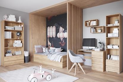 Attēls no Cama living room furniture set COCO6 (C8+2xC11+C1+C9+C3) sonoma oak