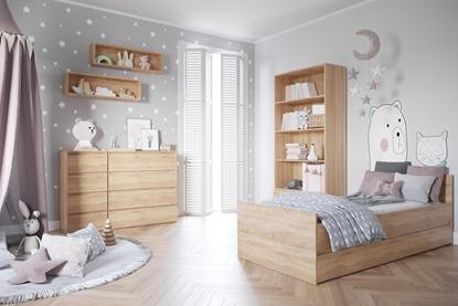 Attēls no Cama living room furniture set COCO7 (C8+2xC12+C3+C4+C7) sonoma oak