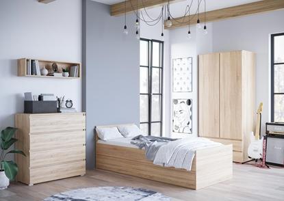 Attēls no Cama living room furniture set COCO8 (C8+C12+C4+C2) sonoma oak