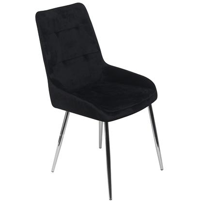 Изображение Krēsls APRIL 500x580xH920mm melns