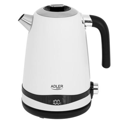Изображение Adler AD 1295w Electric kettle 1.7 l White