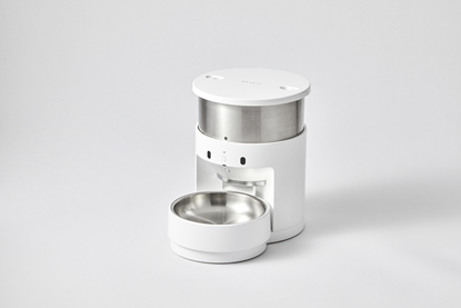 Attēls no PETKIT Smart pet feeder Fresh element 3 Capacity 3 L, Material Stainless steel and ABS, White