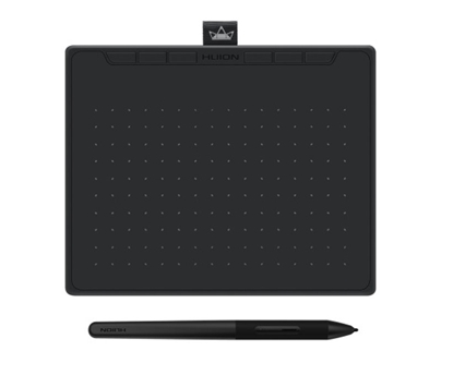 Picture of Huion RTS-300 Graphics Tablet Black