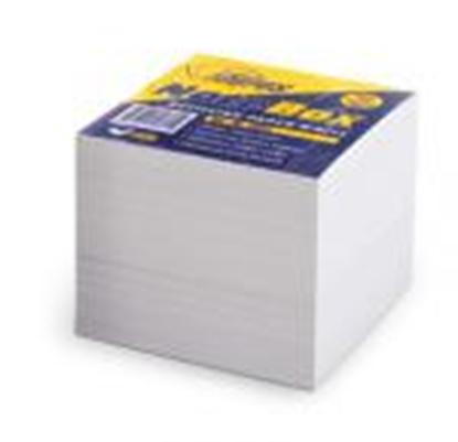 Picture of Piezīmju papīrs (maiņa) 85x85mm/800lapas,  balts Forpus