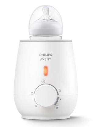 Изображение Jaunums! Philips Avent Elektriskais pudeļu un zīdaiņu pārtikas sildītājs
