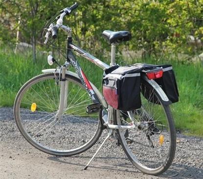 Изображение RoGer Bicycle Bag / Trunk Bag Black