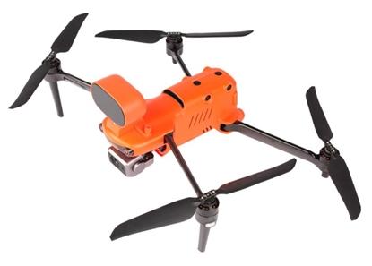 Изображение AUTEL Robotic EVO II Dual 640T Enterprise Rugged Bundle V2 Dron 8K ADS-B Black, Orange