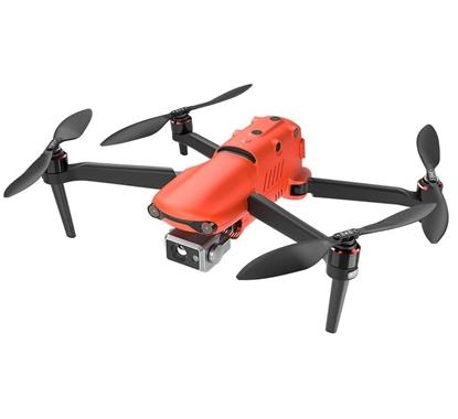 Изображение AUTEL Robotic EVO II Dual Rugged Bundle (640T) V2 Dron 8K Black, Orange