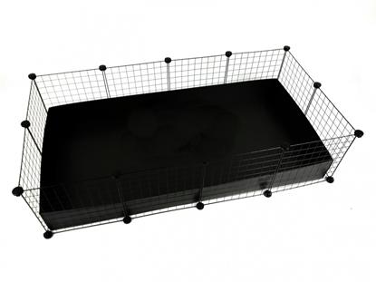 Изображение C&C Modular cage 3x2 145 x 75 cm black