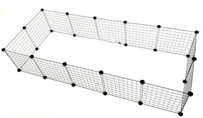 Изображение C&C Modular dog kennel 180x75 cm