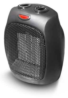 Attēls no Adler AD 7702 Fan electric space heater Indoor Stainless steel 1500 W