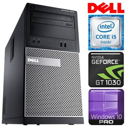 Изображение DELL 3010 MT i5-3470 16GB 240SSD+1TB GT1030 2GB DVD WIN10PRO/W7P