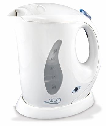 Attēls no Adler AD 02 electric kettle 0.6 L White 760 W