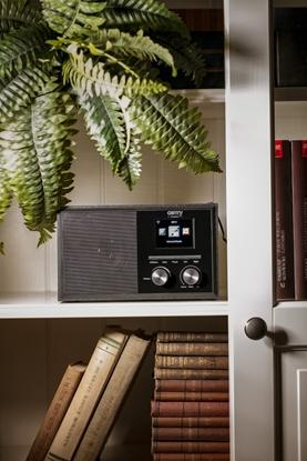 Attēls no CAMRY CR 1180 Black Internet radio