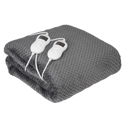 Picture of Camry CR 7417 electric blanket 2x 60 W Gray