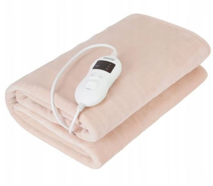 Picture of Camry CR 7423 electric blanket 80 W Polyester, Fleece