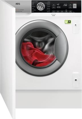 Изображение AEG Iebūvējama veļas mazgājamā mašīna,   / 8 kg