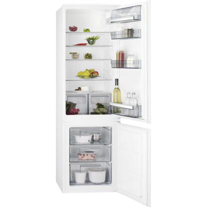 Изображение AEG iebūvējams ledusskapis (saldētava apakšā),177.2 cm, A+ , balts