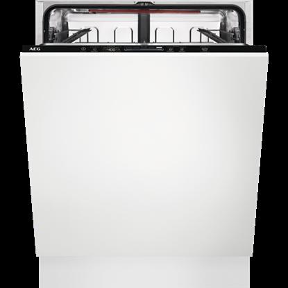 Изображение Akcija! AEG trauku mazgājamā mašīna (iebūv.), 60 cm