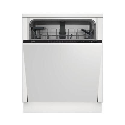 Изображение BEKO Built-In Dishwasher DIN36430, Energy class D (old A+++), 60 cm, 6 programs, SelfDry, Led spot