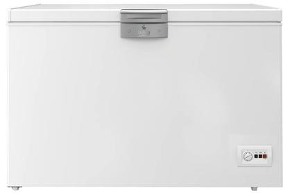 Изображение BEKO Freezer box HSA29530N, Energy class F (old A+), 284L, 86 cm, White