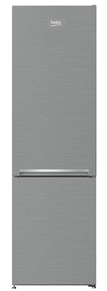 Attēls no BEKO Refrigerator CSA270K30XPN, Energy class F (old A+), 171cm, Inox color
