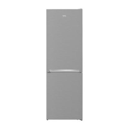 Изображение BEKO RefrigeratorRCNA366I40ZXBN, Energy class E (old A++), height 185 cm, Neo Frost,HarvestFresh, Inox color