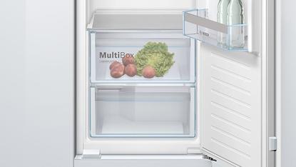 Attēls no BOSCH Iebūvējams ledusskapis,   (178 cm)