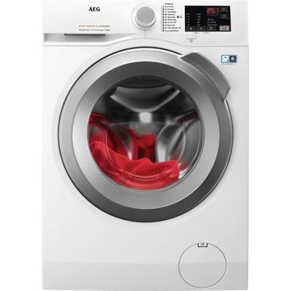 Attēls no AEG veļas mazg.mašīna (front.ielāde), 8kg, balts