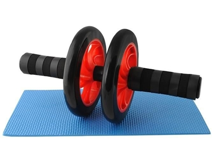 Attēls no RoGer AB Trainers Roller with Mat