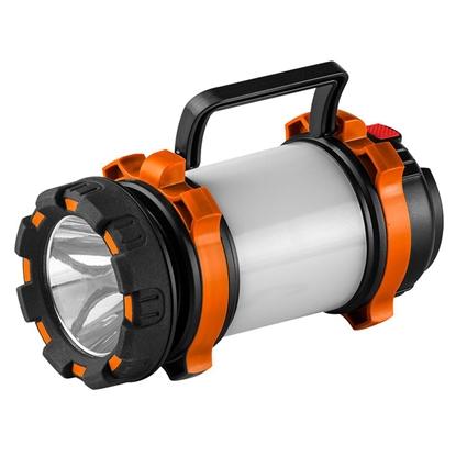 Attēls no Kempinga lukturis-Powerbanka, 10W, 800 lum, LED CRI T6 + SMD