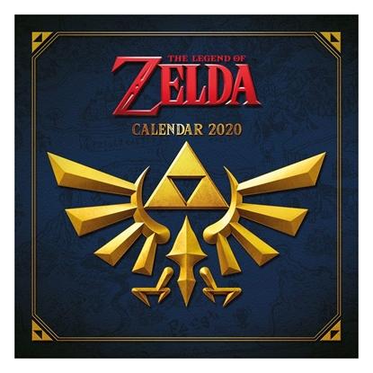 Изображение 2020 Calendar - Legend of Zelda, 30x30cm