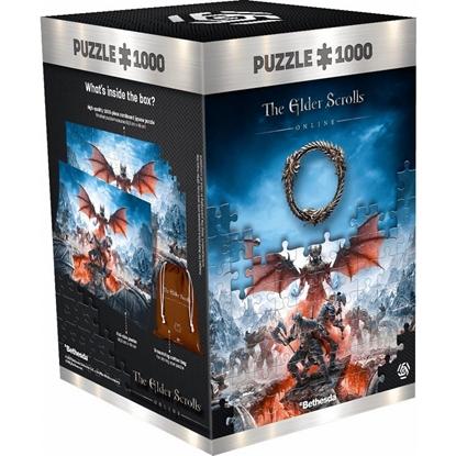 Picture of Good Loot Puzzle: Elder Scrolls Online - Vista of Greymoor, 1000 Pieces