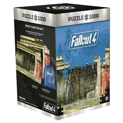 Picture of Good Loot Puzzle: Fallout 4 - Garage, 1000 Pieces