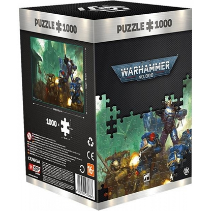 Picture of Good Loot Puzzle: Warhammer 40,000 - Space Marine, 1000 Pieces
