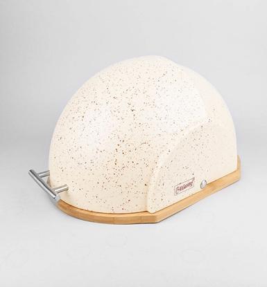 Picture of MAESTRO MR-1678-BR-BEIGE beige bread bag
