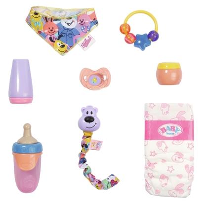 Изображение BABY born Starter Set Doll nursing set