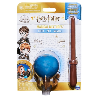 Изображение Wizarding World Harry Potter, Magical Mixtures Activity Set with Magnetic Putty and Harry Potter Wand