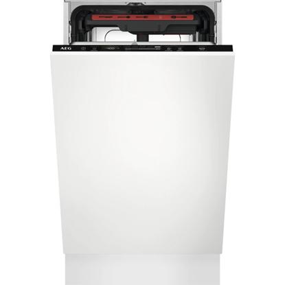 Изображение AEG iebūvējama trauku mazgājamā mašīna, 45 cm