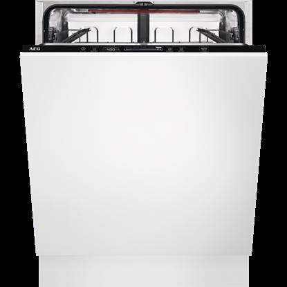 Изображение AEG trauku mazgājamā mašīna, iebūv., 60 cm