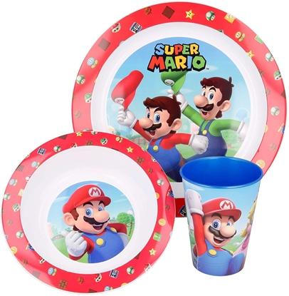 Изображение Super Mario - Kids Lunch Set