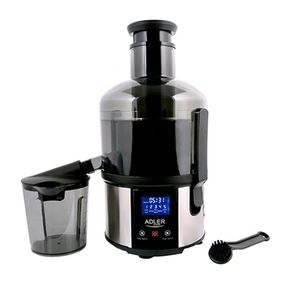 Picture of Adler AD 4124 juice maker Electric tomato juicer Black,Silver 800 W