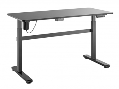 Изображение Up Up Balder Adjustable Height Table, Black