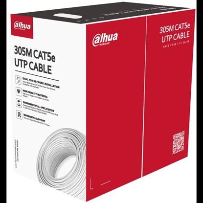 Изображение DAHUA CAT5E UTP kabelis | iekštelpām | 305m