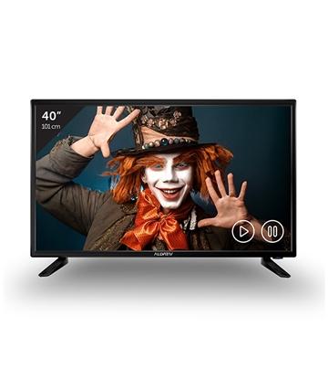 """Attēls no Allview 40ATC5000-F/1 40"""" (101cm), FHD, 1920 x 1080 pixels, DVB-T/C, Black"""